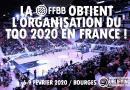 Le TQO féminin en France à Bourges du 6 au 9 février