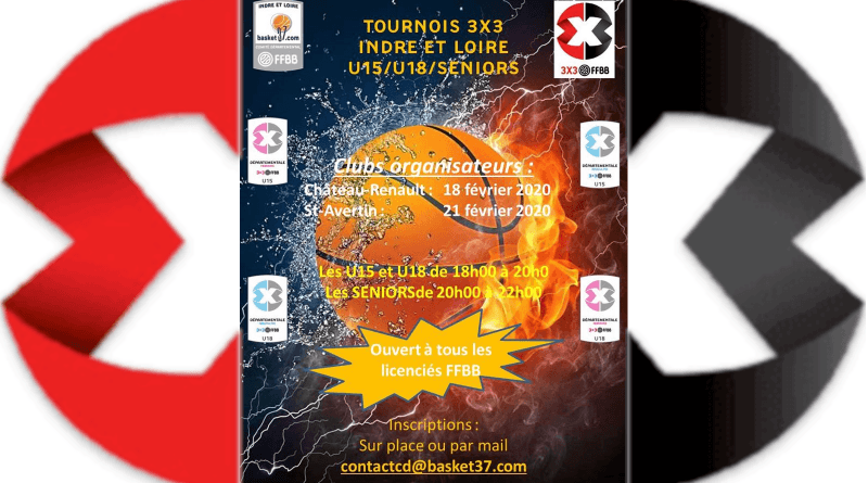 Tournois 3×3 CD37