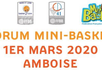 Forum du minibasket