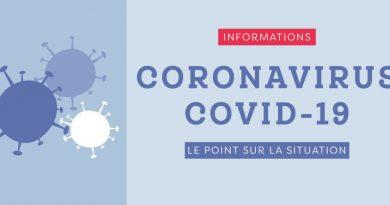 Fermeture Comité COVID19